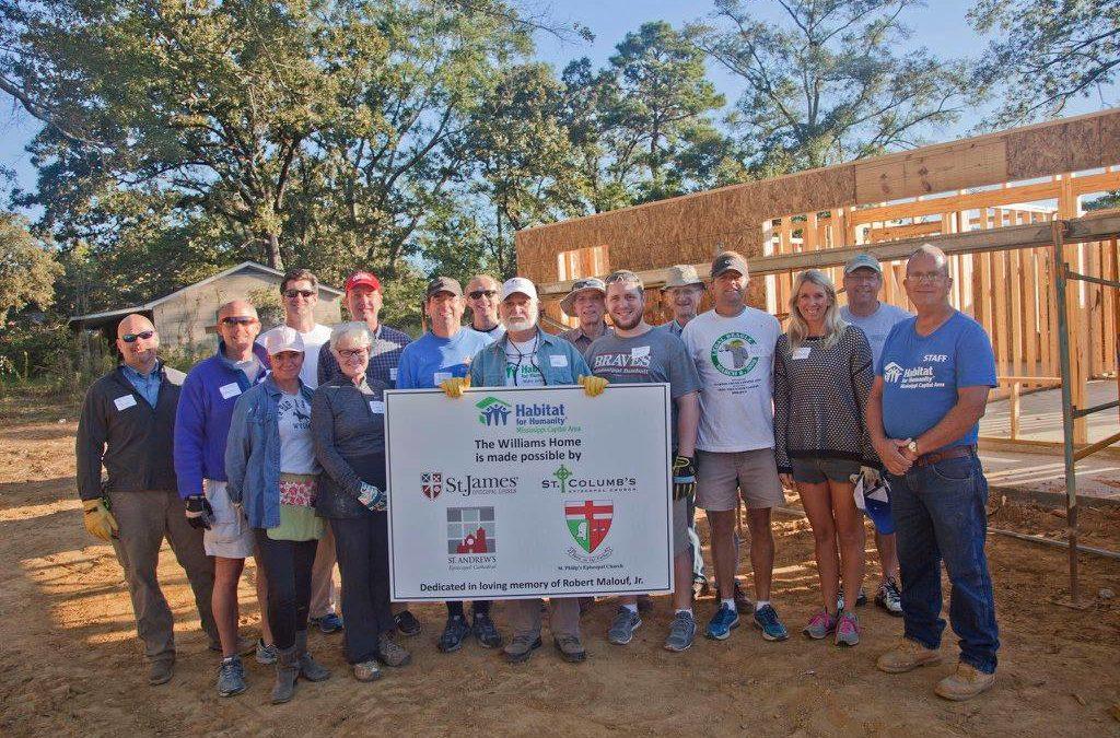 Episcopal Build 2017 Days 2-3